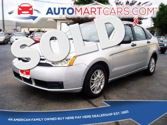 2011 Ford Focus SE | Nashville, Tennessee | Auto Mart Used Cars Inc. in Nashville Tennessee