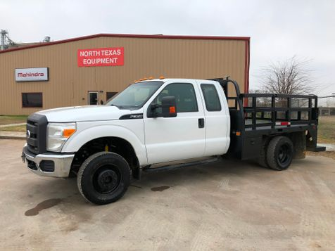 2011 Ford FORD F350 4X4 SUPERCAB XL in Fort Worth, TX