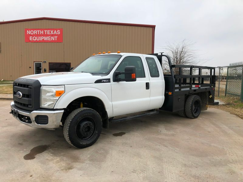 2011 Ford FORD F350 4X4 SUPERCAB XL  city TX  North Texas Equipment  in Fort Worth, TX