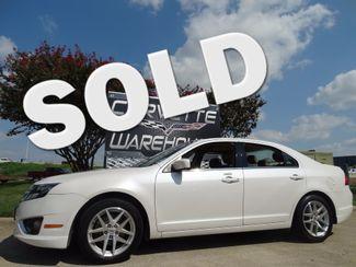 2011 Ford Fusion SEL Sedan Auto, Sunroof, Leather, NICE! | Dallas, Texas | Corvette Warehouse  in Dallas Texas