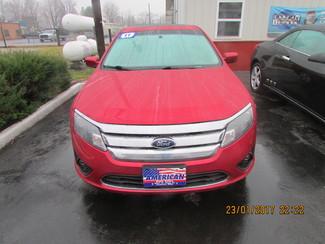 2011 Ford Fusion SE Fremont, Ohio