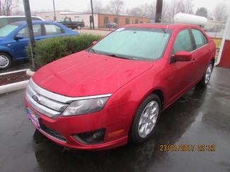 2011 Ford Fusion SE Fremont, Ohio 1