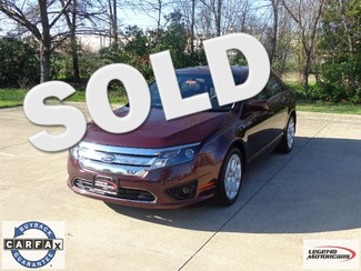 2011 Ford Fusion SE in Garland