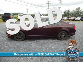 2011 Ford Fusion SE   Harrisonburg, VA   Armstrong's Auto Sales in Harrisonburg VA