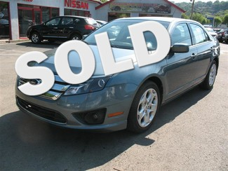2011 Ford Fusion SE Hawthorne, New Jersey