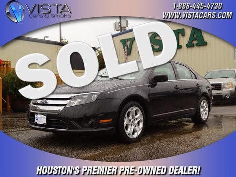 2011 Ford Fusion SE in Houston, Texas