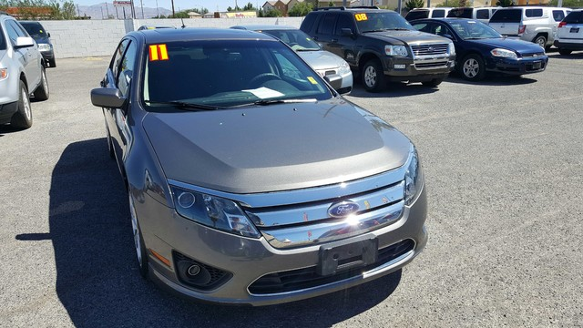 Used Cars in Las Vegas 2011 Ford Fusion