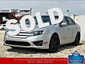 2011 Ford Fusion SE | Lewisville, Texas | Castle Hills Motors in Lewisville Texas