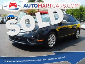 2011 Ford Fusion SEL Nashville, Tennessee