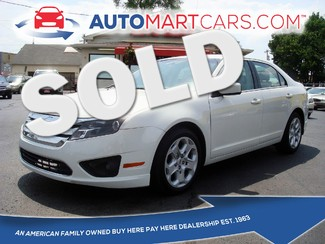 2011 Ford Fusion SE Nashville, Tennessee