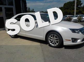 2011 Ford Fusion SEL Raleigh, NC