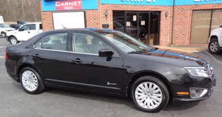 2011 Ford Fusion HYBRID 41 MPG AT LOW MILES 1 OWENER EXC CONDITION Richmond, Virginia 22