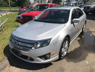 2011 Ford Fusion in West Springfield, MA