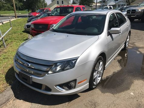 2011 Ford Fusion Sport in West Springfield, MA