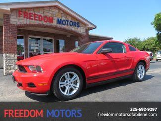 2011 Ford Mustang in Abilene Texas