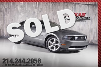 2011 Ford Mustang GT 5.0 6-Speed in Addison