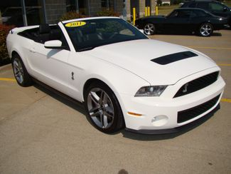 2011 Ford Mustang GT500 Bettendorf, Iowa 30