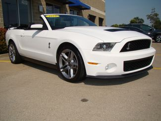 2011 Ford Mustang GT500 Bettendorf, Iowa 32