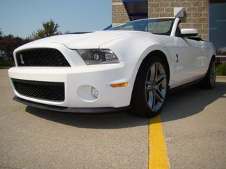 2011 Ford Mustang GT500 Bettendorf, Iowa 34
