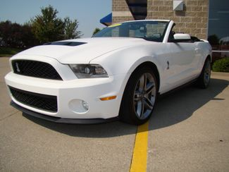 2011 Ford Mustang GT500 Bettendorf, Iowa 38