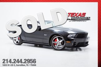 2011 Ford Mustang GT Premium Roush Stage 2 Convertible | Carrollton, TX | Texas Hot Rides in Carrollton