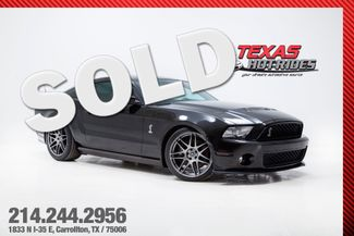 2011 Ford Mustang GT500 With Upgrades | Carrollton, TX | Texas Hot Rides in Carrollton