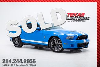 2011 Ford Mustang Shelby GT500 With Performance Package | Carrollton, TX | Texas Hot Rides in Carrollton