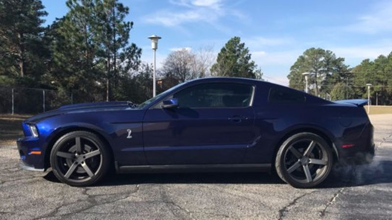 2011 Ford Mustang GT500  in Hope Mills, NC