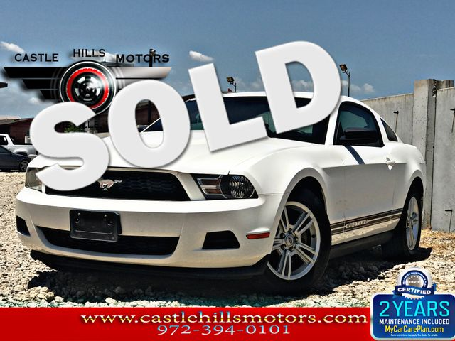 2011 Ford Mustang V6 | Lewisville, Texas | Castle Hills Motors in Lewisville Texas