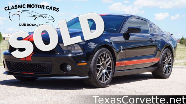 2011 Ford Mustang GT500 | Lubbock, Texas | Classic Motor Cars