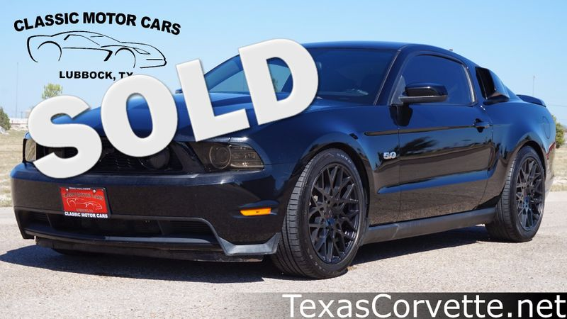 2011 Ford Mustang GT | Lubbock, Texas | Classic Motor Cars