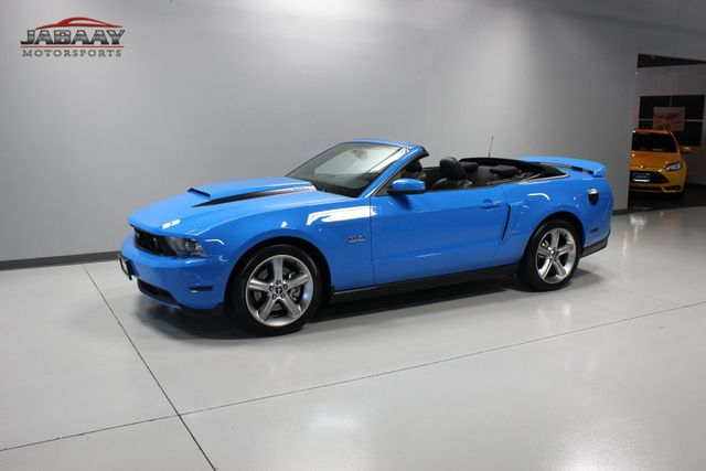 2011 Ford Mustang GT Premium Merrillville, Indiana 35