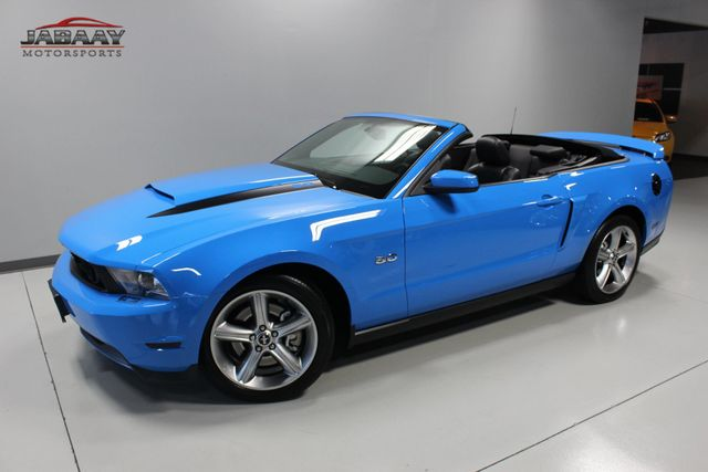 2011 Ford Mustang GT Premium Merrillville, Indiana 29