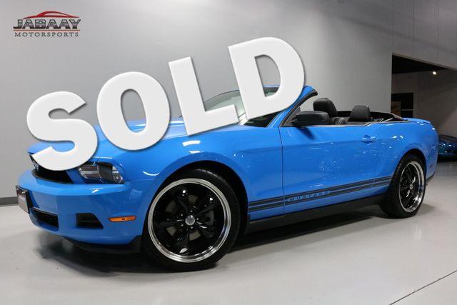 2011 Ford Mustang V6 Premium Merrillville, Indiana 0