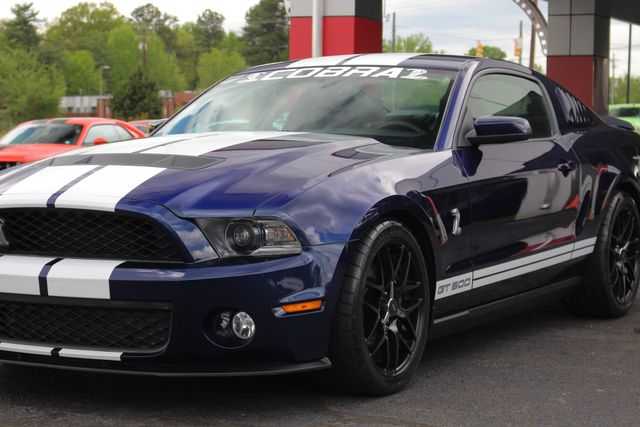 2011 Ford Mustang Shelby GT500 - LOT$ OF EXTRA$! Mooresville , NC 24