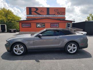 2011 Ford Mustang GT Convertible San Antonio, TX 12