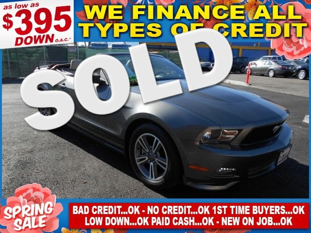 2011 FORD MUSTANG Limited warranty included to assure your worry-free purchase AutoCheck report i