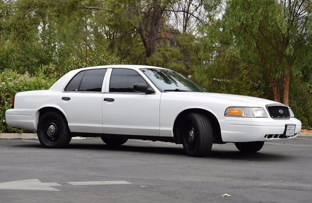 2011 Ford Crown Victoria Police Interceptor Reseda, CA 19