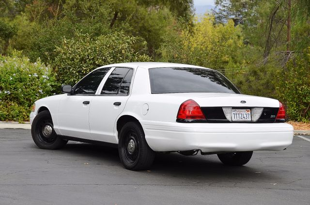 2011 Ford Crown Victoria Police Interceptor Reseda, CA 22