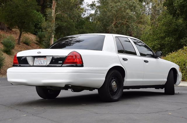 2011 Ford Crown Victoria Police Interceptor Reseda, CA 1
