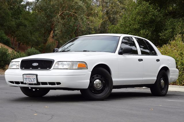 2011 Ford Crown Victoria Police Interceptor Reseda, CA 13