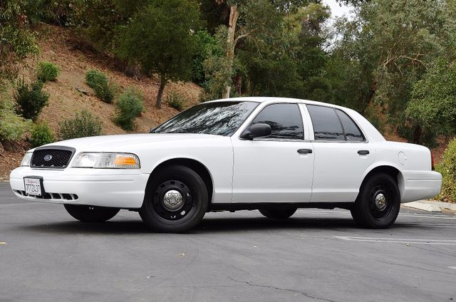 2011 Ford Crown Victoria Police Interceptor Reseda, CA 14