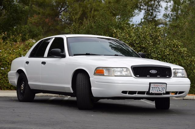 2011 Ford Crown Victoria Police Interceptor Reseda, CA 18