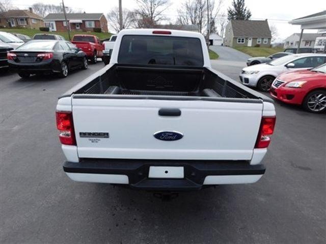 2011 Ford Ranger XLT Ephrata, PA 4