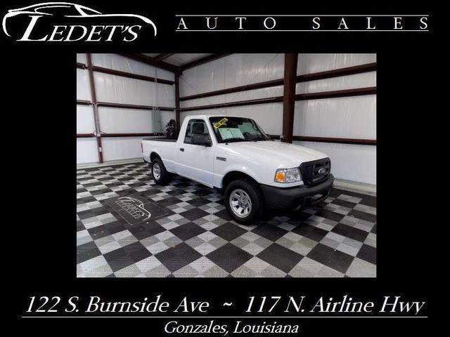 2011 Ford Ranger XL - Ledet's Auto Sales Gonzales_state_zip in Gonzales Louisiana