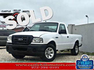 2011 Ford Ranger XL | Lewisville, Texas | Castle Hills Motors in Lewisville Texas