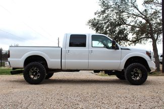 2011 Ford Super Duty F-250 Lariat Crew Cab FX4 4X4 6.7L Powerstroke Diesel Auto LIFTED LOADED Sealy, Texas 12