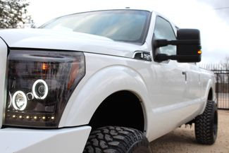 2011 Ford Super Duty F-250 Lariat Crew Cab FX4 4X4 6.7L Powerstroke Diesel Auto LIFTED LOADED Sealy, Texas 4