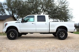 2011 Ford Super Duty F-250 Lariat Crew Cab FX4 4X4 6.7L Powerstroke Diesel Auto LIFTED LOADED Sealy, Texas 6
