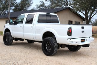 2011 Ford Super Duty F-250 Lariat Crew Cab FX4 4X4 6.7L Powerstroke Diesel Auto LIFTED LOADED Sealy, Texas 7